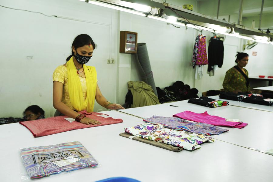 Manufaktura s fair trade oblečením
