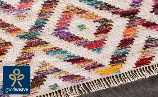 Etno koberec
