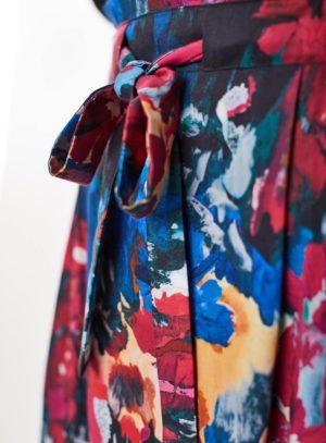 WWB3901-GARNET-PINK--Flower-Palette-Tencel-Floral-Print-Skirt-0008.jpg