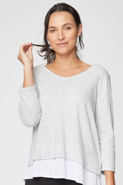 Top Rosamonde z bio bavlny Thought WST4290 2