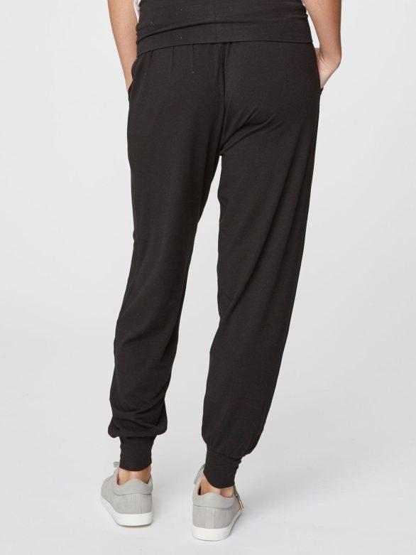 cerne volnocasove bambusove kalhoty dashka thougth WWB3690 4