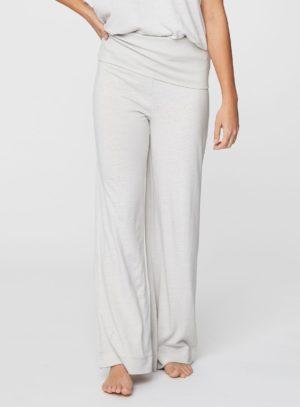 pyzamove kalhoty z konopi a bio bavlny agnes thought WSB4110 1