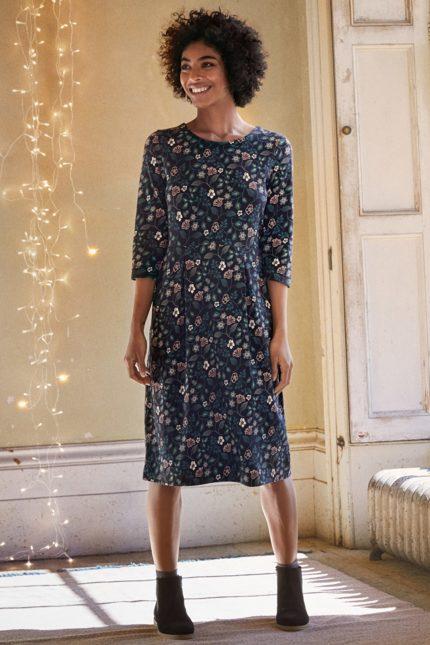 saty z bio bavlny malthouse dress seasalt V1 WM15073_1