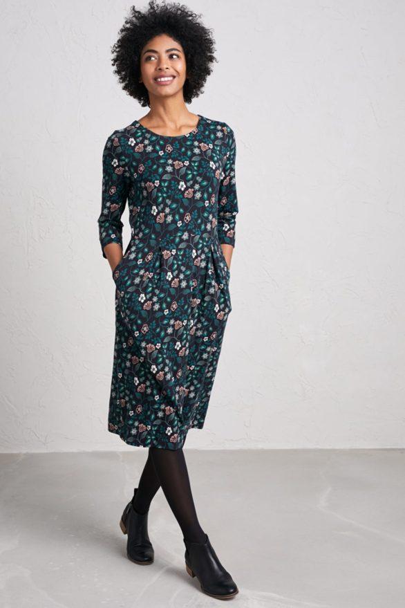 saty z bio bavlny malthouse dress seasalt V1 WM15073_4