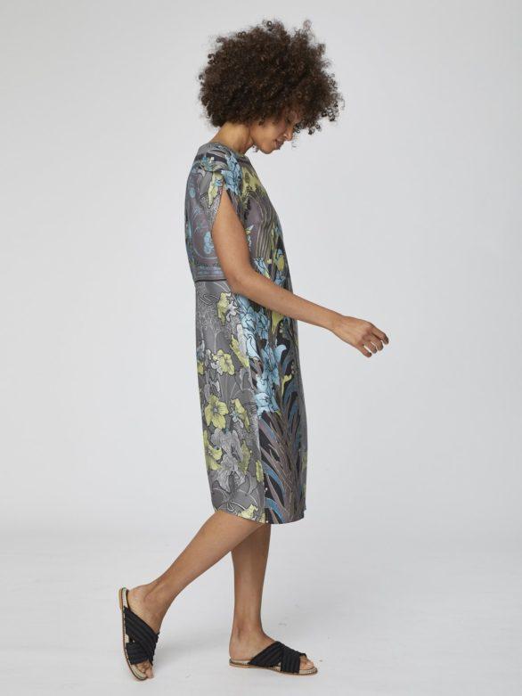 WSD4015 GRAPHITE GREY lily nouveau floral shift dress 5.jpg