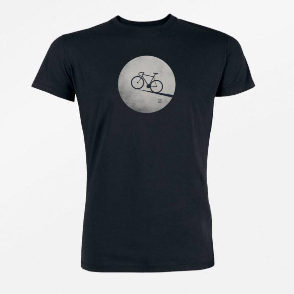 Tričko s kolem černé