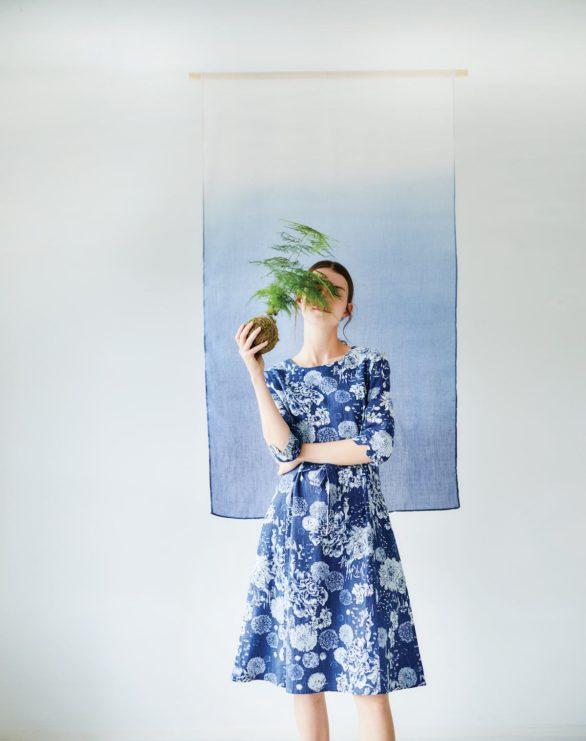 Konopné šaty Kikii