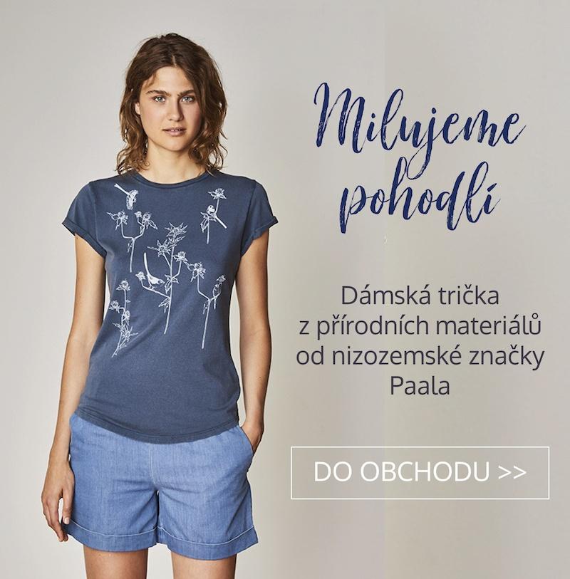 e8f86f2dd30 Krásné oblečení ze skvělých přírodních materiálů   GreenButik.cz