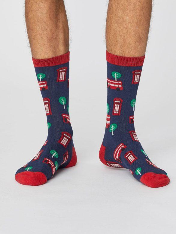 Dárkové balení bambusových ponožek City