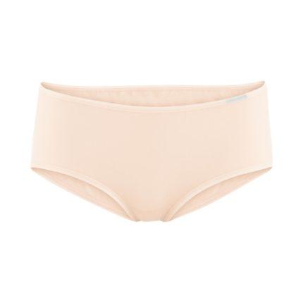 Kalhotky z bio bavlny Cindy tělová barva