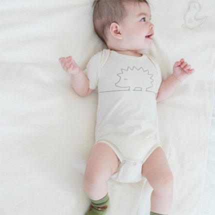 Dvojbalení body z bio bavlny Dori