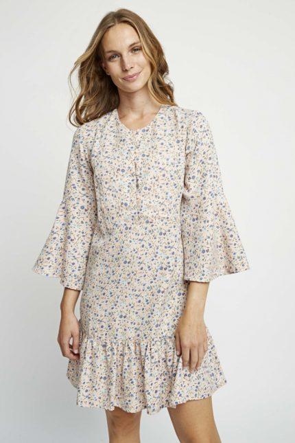 Tencelové šaty Adele