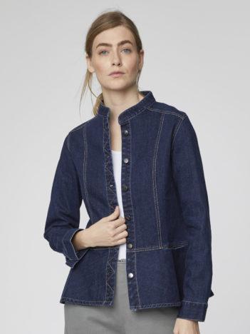 Džínová bunda z bio bavlny Koco