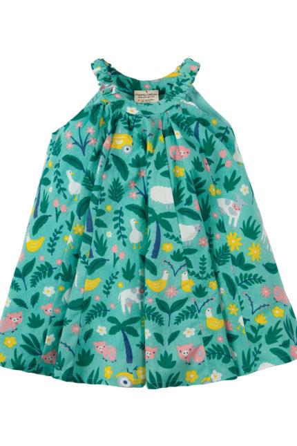 Šaty na ramínka Farm Floral