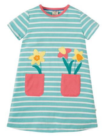 Šaty s kapsami Daffodils