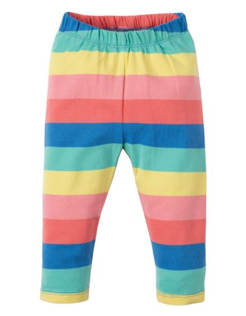 Legíny Rainbow Stripe Frugi