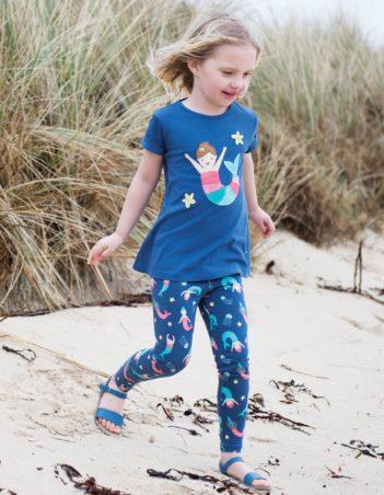 Legíny Mermaid Magic Frugi