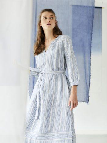 Konopné šaty Luis