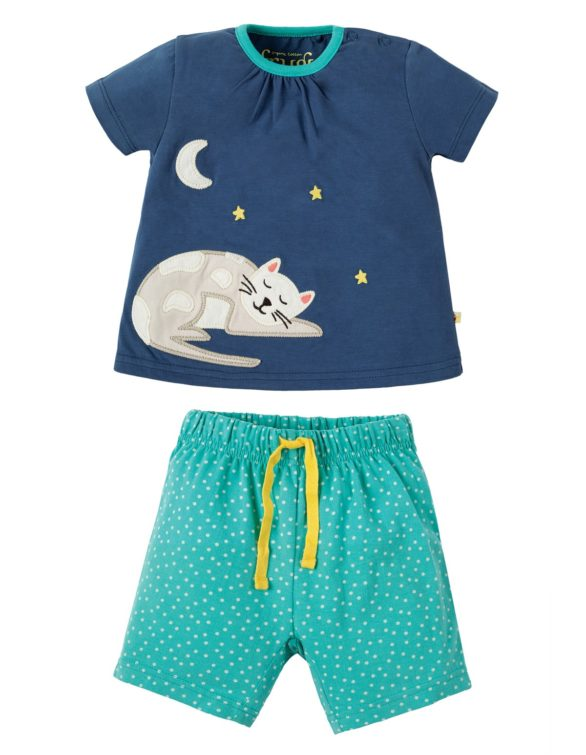 Pyžamo Cat
