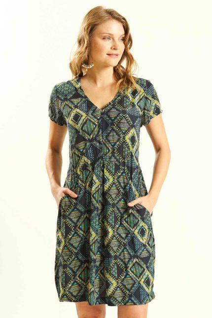 Tunikové šaty Wedges