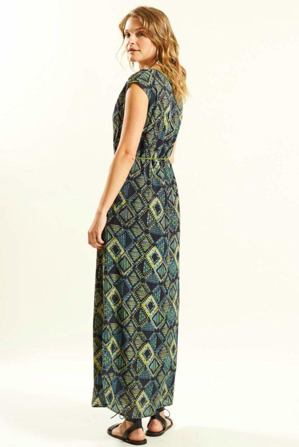 Maxi šaty Wedges