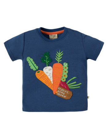 Top Little Creature Veg Stall Frugi