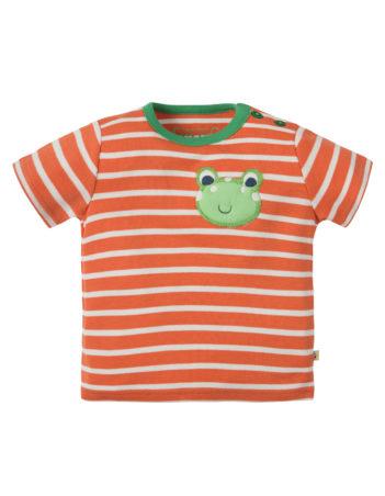 Tričko Wilbur Frog Frugi