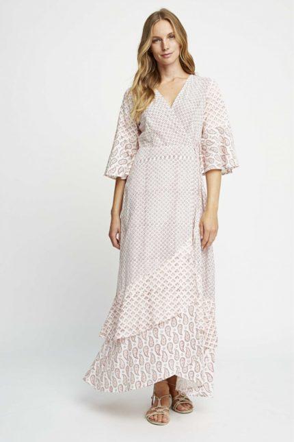 Šaty z bio bavlny Aida