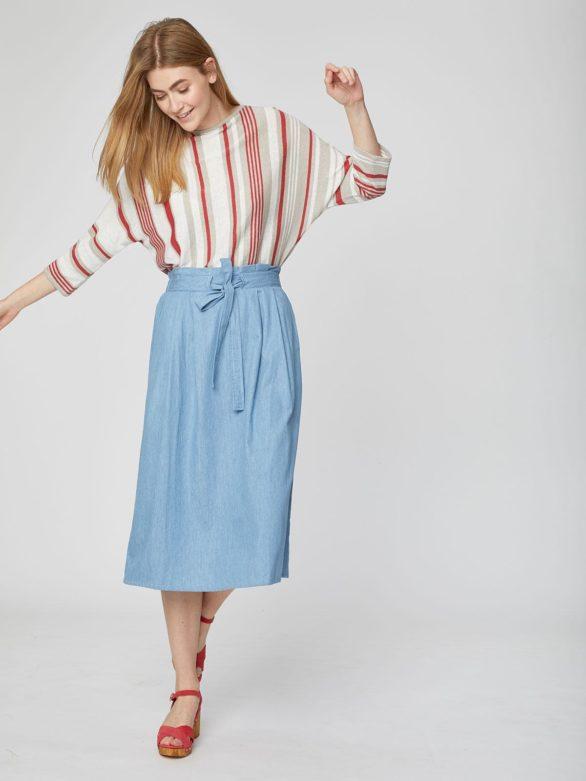 Sukně z bio bavlny Samara