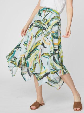 Tencelová sukně Garabina