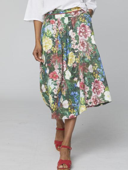 Tencelová sukně Leolani