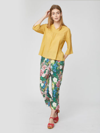Tencelové kalhoty Leolani