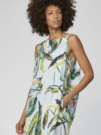 Tencelové šaty Garabina