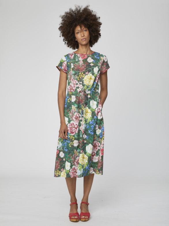 Tencelové šaty Leolani
