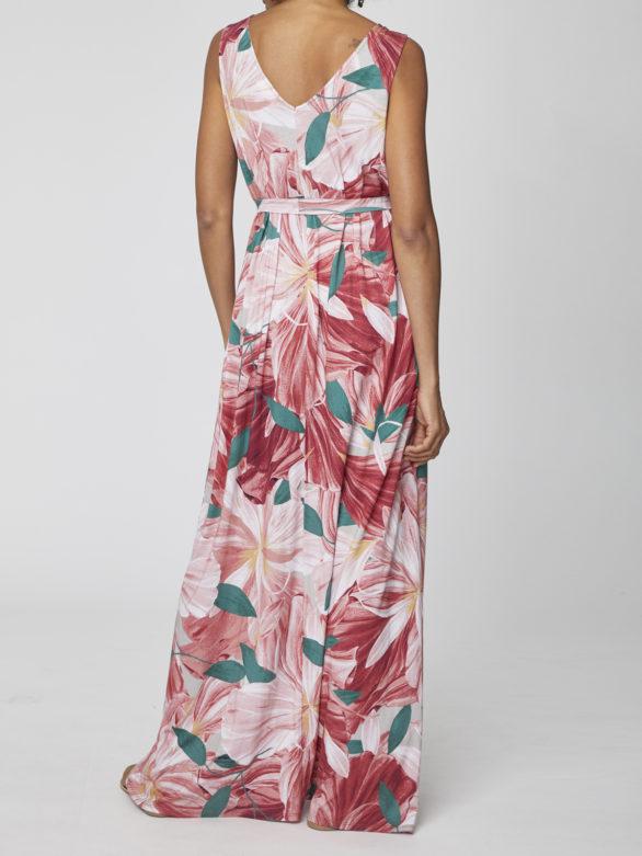 Bambusové maxi šaty Blomst