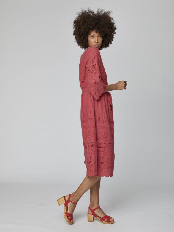 Šaty z bio bavlny Briony