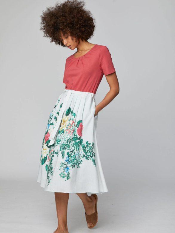 Tencelové šaty Emily-Mary