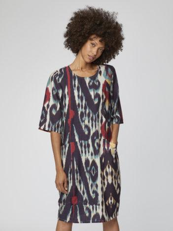 Tencelové šaty Jakarta