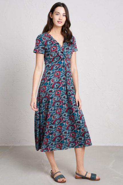 Šaty z bio bavlny Chapelle
