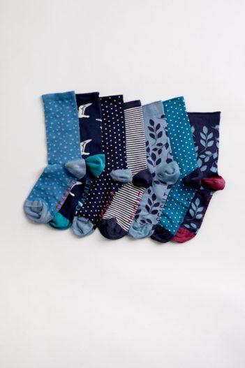 Dárkové balení dámských ponožek Cleansing
