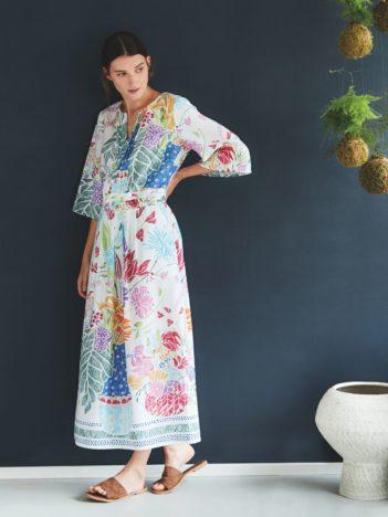 Tencelové šaty Vases