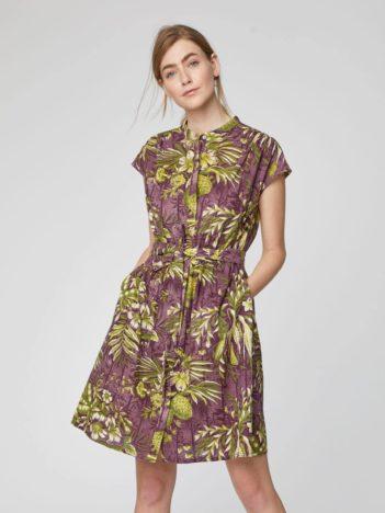 Konopné šaty Tesari