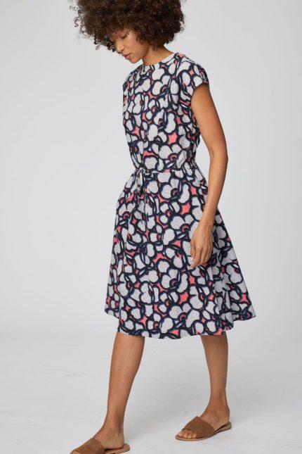 Konopné šaty Tegora