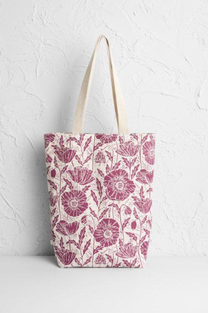 Nákupní taška Lino Poppies
