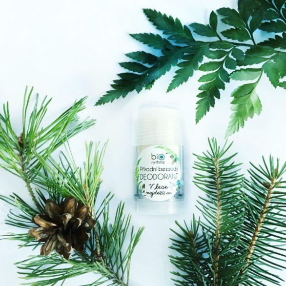 Přírodní BEZSODÝ deodorant V lese najde(š) se