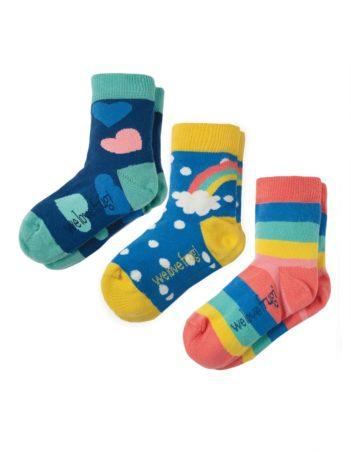 Ponožky Susie trojbalení