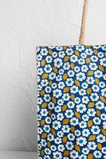 Jutová taška Kitchen Garden Swatch Floral