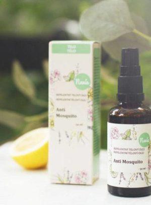 Navia repelentní olej anti mosquito 50 ml