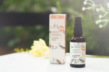Navia masážní olej uvolnění svalů 50 ml