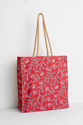 Seasalt Cornwall nákupní taška tulip umber